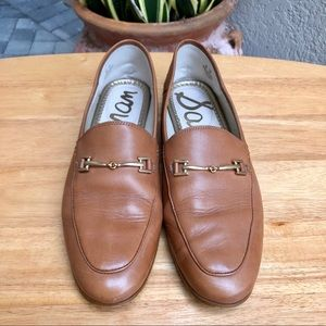 LIKE NEW Sam Edelman Loraine Bit Leather Loafer 9